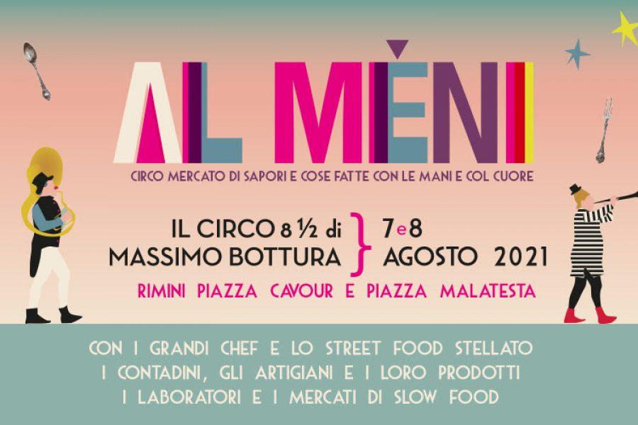 Al Mani nella piazza dei sogni a Rimini
